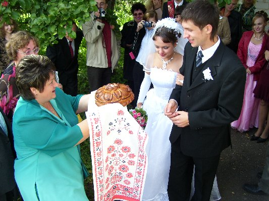 Татарская свадьба после загса